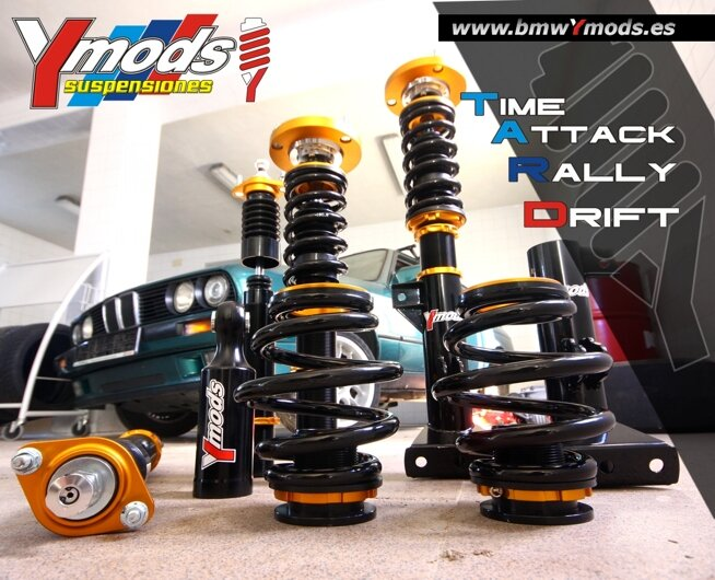 suspension ymods